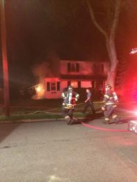LADDER 20 GOES TO HOUSE FIRE: 751 THORNDALE RD