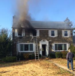 FIRST DUE HOUSE FIRE: 1012 TURNER AVE.